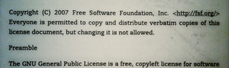 Shouldn't digital preservation tools be released under the GNU General Public License?