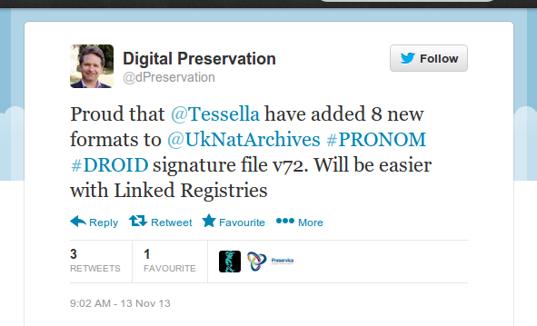 Will be easier with Linked Registires...