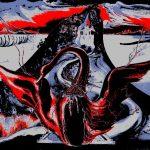 Salvador Dali, Set for 'Bacchanale'