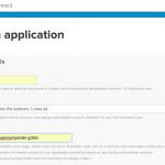 Register a Twitter Application